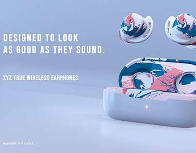 XYZ True Wireless Earphones