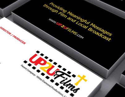 UP2U Films Branding & Identity