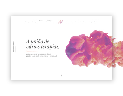 Anna Gomes - Website