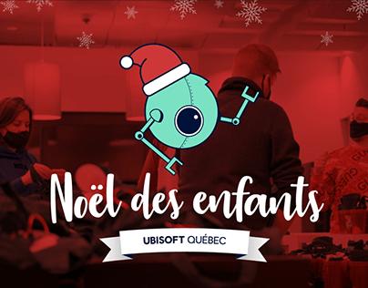 Noël des enfants - Ubisoft