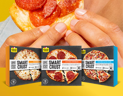Foster Farms Smart Crust™ Digital Campaign