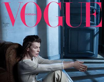 Vogue Portugal #170 Milla Jovovich