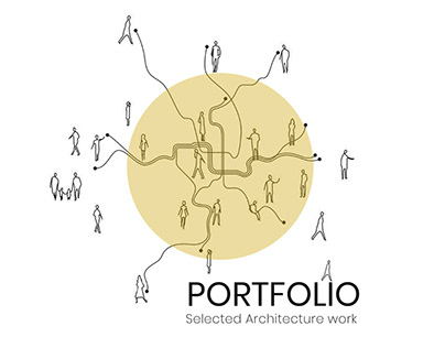 Architectural Portfolio//Selected Works//2014-2020
