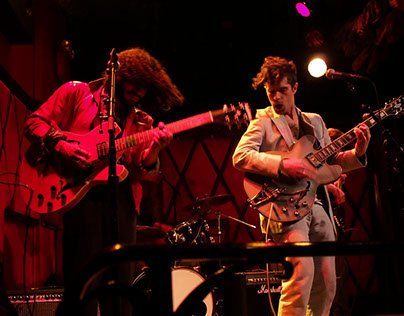 The Boobies - Live at Rockwood Music Hall 5/20/15