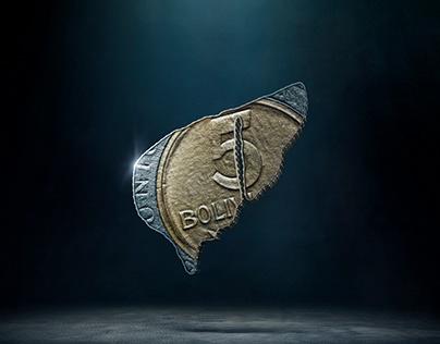 Techo Bolivia - Coins