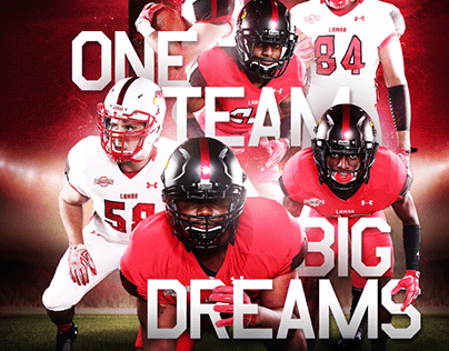 2016 Football Posters