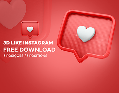 Instagram Like 3D - Free Download