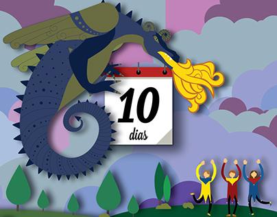 12 days until Medieval Fair