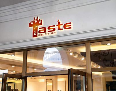logo taste food