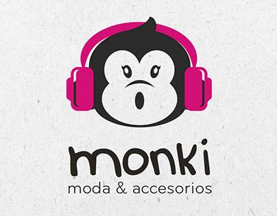 Monki - Logotype