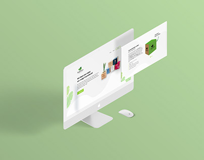 FeelGreen - Webdesign