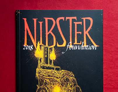 Nibster Magazine Cover