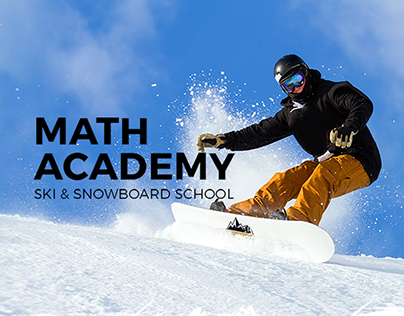 Math Academy - Brand Identity