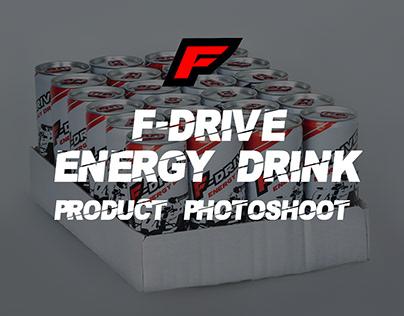 F-Drive Energy Drink
