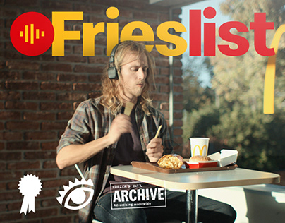 McDonald's Frieslist.