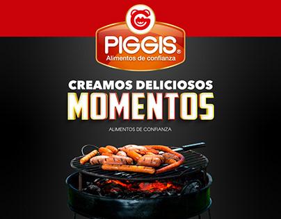 CAMPAÑA MOMENTOS PIGGIS