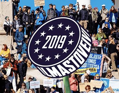 Ilmastoveivi 2019 Campaign