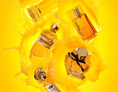 Fragrance Editorial