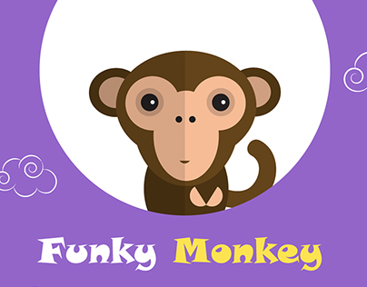 Monkey Illustration