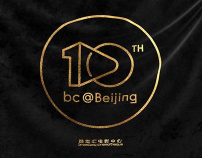 10th Anniversary of BC @Beijing