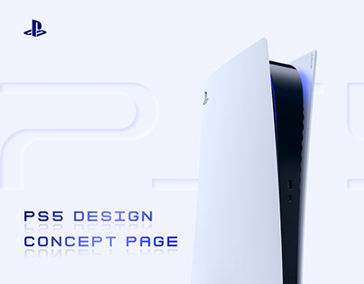 Concept page PS5