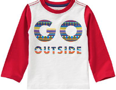 Kid / Toddler Boy T-Shirt Graphics