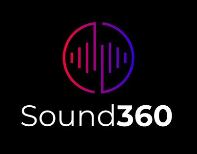Logo Sound 360