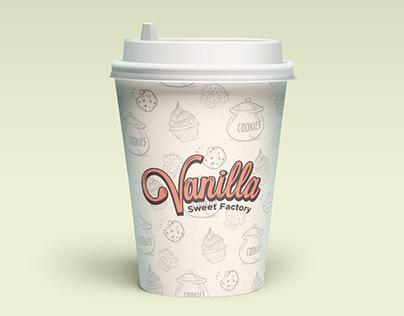 Vanilla Sweet Factory | Branding