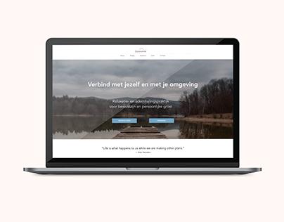 Website voor Zijnsruimte