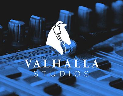 Valhalla Studios Branding