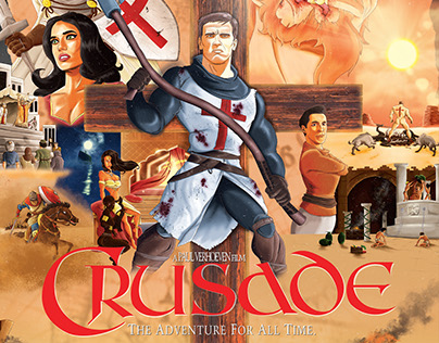 Crusade - Movie poster