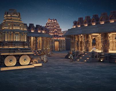 Hampi - Vittala Temple