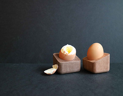 Coco / double eggcup