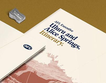 AFL Executive Cultural Awareness Stationery Kit