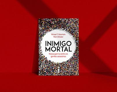 INIMIGO MORTAL (book cover)