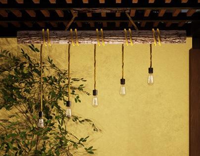 DISE 2307 | Iluminación para exteriores