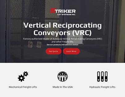 Striker Lift Systems Inc.
