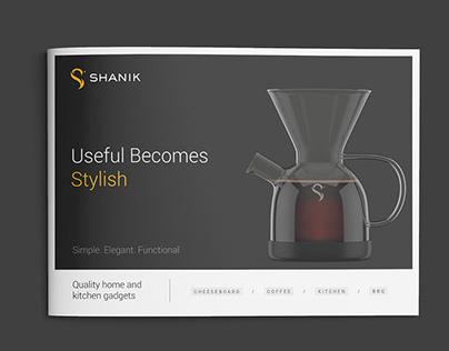SHANIK Product Catalogue