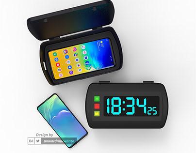 Phone Box Locker