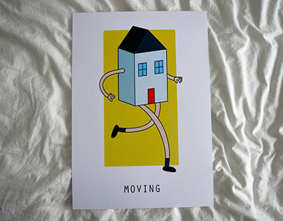 """""""HOUSE"""" (for Blank Poster)"""