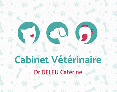 Carte de visite - Veterinaire
