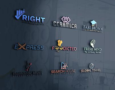 9 Minimal Logos
