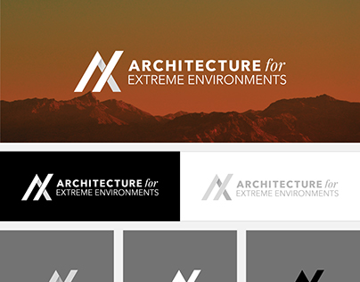 Architecture for Extreme Environments Logo