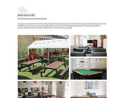 Hostel Booking Website