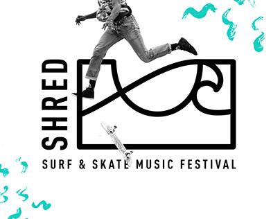 SHRED // Surf & Skate Music Festival