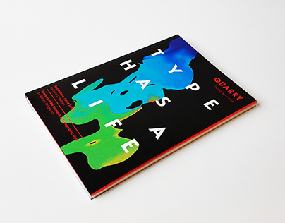 Typography Magazine - Type has a Life