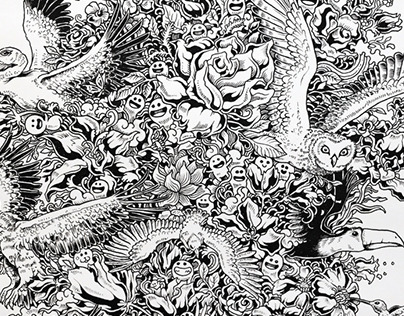 Doodles & Illustrations 2013