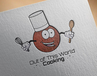 Out of this World Cooking Logo