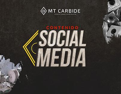 MT Carbide Social Media