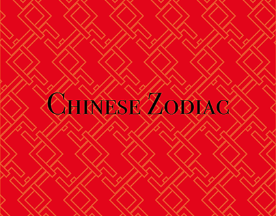 Chinese Zodiac (Ongoing Project)